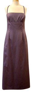 Nicole Miller Evening Gown Lavender Dress