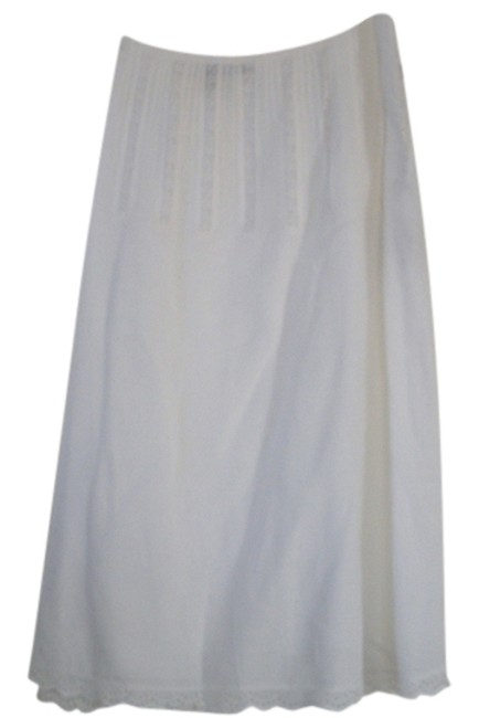 Ralph Lauren Skirt White