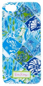 Lilly Pulitzer Lily Pulitzer iPhone 5/5S Cover Resort White Coastal Patch