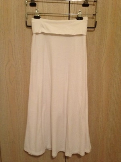 Victoria's Secret short dress White Strapless on Tradesy
