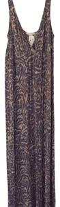 Purple multi Maxi Dress by CAbi Maxi