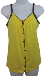 Theory Cami Top YELLOW