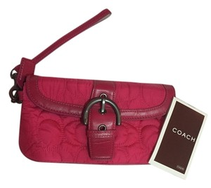 Coach Wallets Wristlet in pink