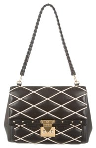 Louis Vuitton Malletage Pochette Flap Shoulder Bag