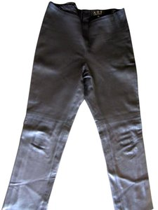 A.B.S. by Allen Schwartz Boot Cut Pants Black