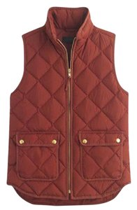 J.Crew Quilted Fall Winter Preppy Vest