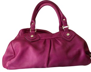 Marc Jacobs Satchel in Fuchsia