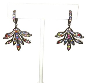 M.C.L by Matthew Campbell Laurenza Orchid Earings