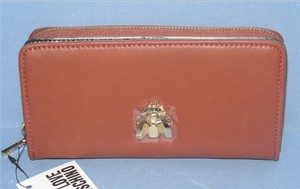 Love Moschino Love Moschino Large Scarab Boxed Clutch Wallet