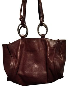 Marni Satchel in Dark Brown