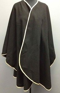 Chicos Polyester With Cape