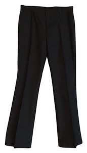 Banana Republic Martin Trouser Pants Black, grey check