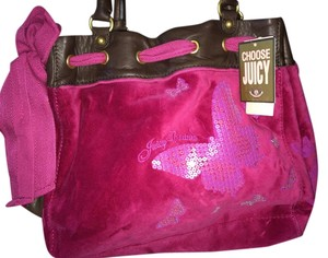 Juicy Couture Daydreamer Tote in Pink