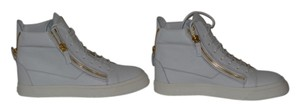 Giuseppe Zanotti Brand New In Box WHITE Athletic