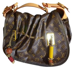 Louis Vuitton Kalahari Limited Edition Lv Monogram Shoulder Bag