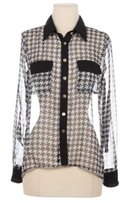 Preload https://item5.tradesy.com/images/depri-blackwhite-sheer-houndstooth-with-front-pockets-blouse-size-4-s-137454-0-0.jpg?width=400&height=650