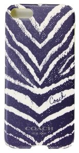 Coach Coach Zebra iPhone 5 Case