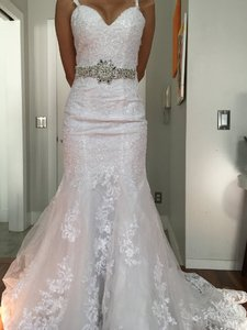 Lace Mermaid Wedding Dress