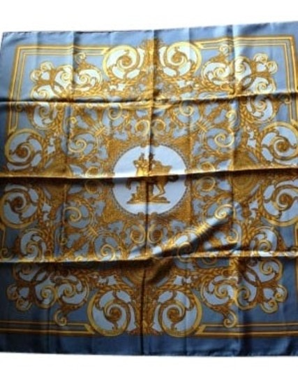 Preload https://item1.tradesy.com/images/hermes-blue-and-gold-scarfwrap-137470-0-0.jpg?width=440&height=440