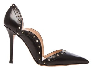 Valentino Rockstud Leather black Pumps
