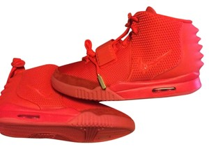 Nike Air Yeezy Kanye Red October Athletic