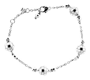 Piaget Piaget 18K White Gold Disco Diamond Bracelet G36L3018