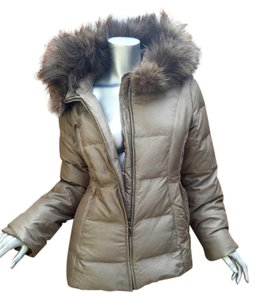 1 Madison Fur Ski Snowboard Winter brown Jacket