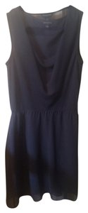 Banana Republic short dress Navy blue on Tradesy