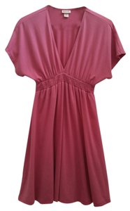 Mossimo Supply Co. short dress pink Kimono on Tradesy