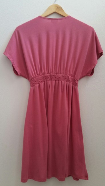 Mossimo Supply Co. short dress pink Kimono Sun Night Out Short Sleeve Beach Swimsuit Coverup on Tradesy
