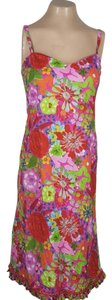 Oilily short dress Multi Color Floral on Tradesy