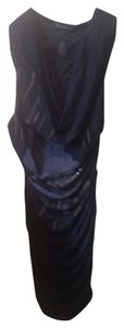 INC International Concepts short dress Navy Blue on Tradesy