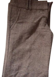 The Limited Wide Leg Pants Brown