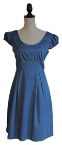 Max and Cleo short dress Blue on Tradesy
