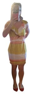 Jessica Simpson short dress Multi Ruffle Maxi on Tradesy
