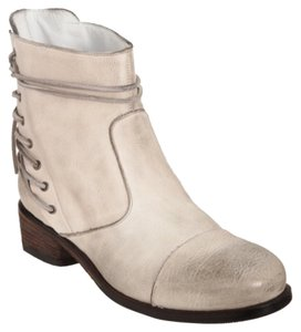 Barneys New York Cream Boots