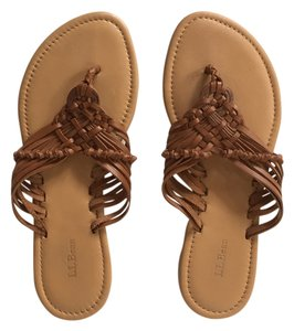L.L.Bean Brown Sandals