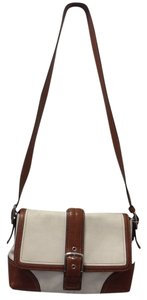 Coach Leather Hampton Classic Shoulder Bag