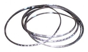 Body Central 5 pc. Silver Bangle Bracelet