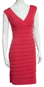 Voir Voir Classic V-neck Sleeveless Dress