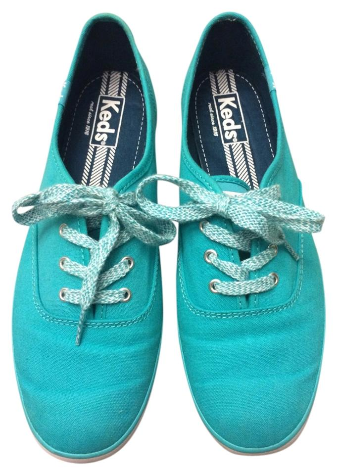 3eaaa3991d64c Keds Turquoise Champion Sneakers Sneakers. Size  US 8 Regular (M ...