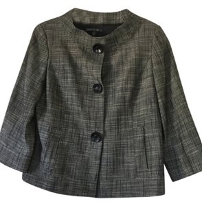 Lafayette 148 New York Silk linen blend Jacket