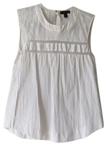 J.Crew Sleeveless Top White