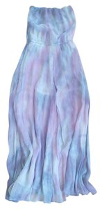 Purple Maxi Dress by Gypsy05 Summer Strapless