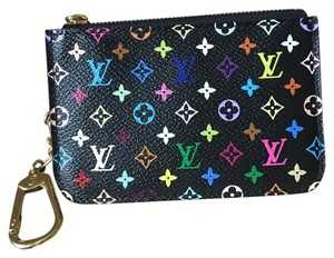 Louis Vuitton Louis vuitton Black Multicolor Cles