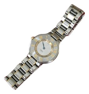 Cartier Cartier Must 21 Two-Tone Steel Ladies Watch