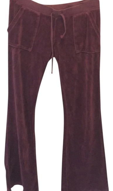 Item - Maroon Trafk Activewear Bottoms Size 6 (S, 28)
