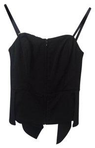 Guess By Marciano Halter Top Black