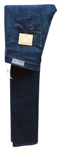 AG Adriano Goldschmied Distressed Stilt Skinny Jeans-Dark Rinse