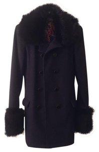 Ella Moss Winter Fur Fur Coat